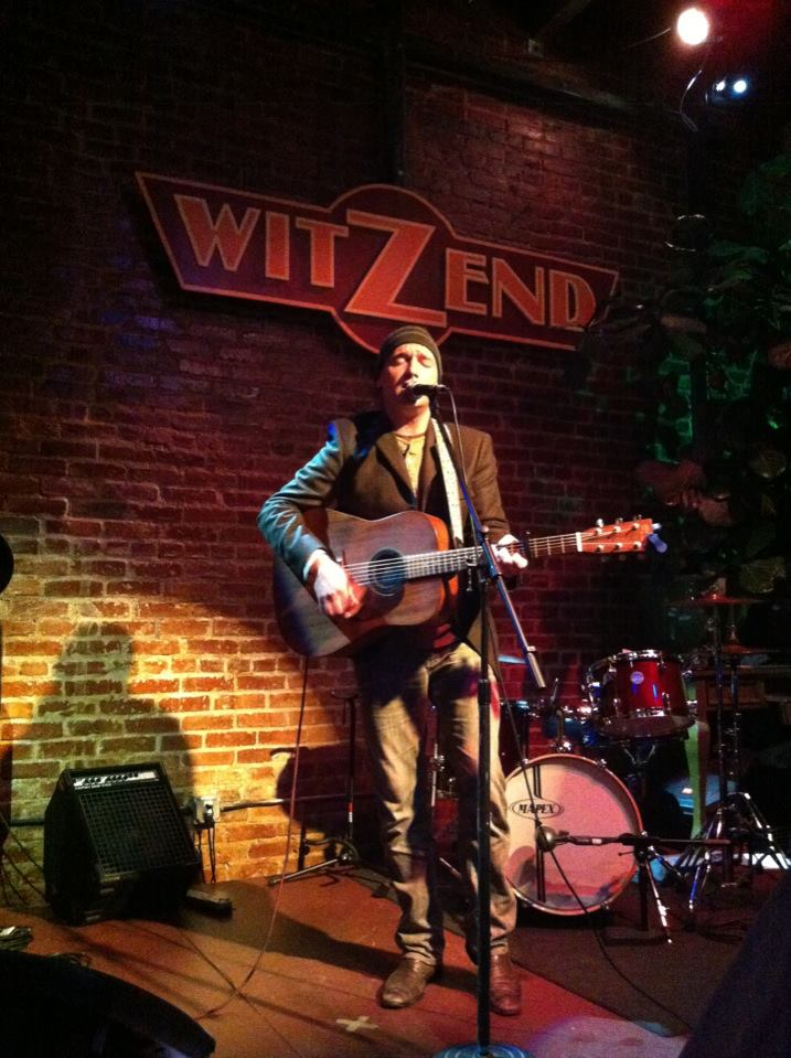 Saint John at Witzend