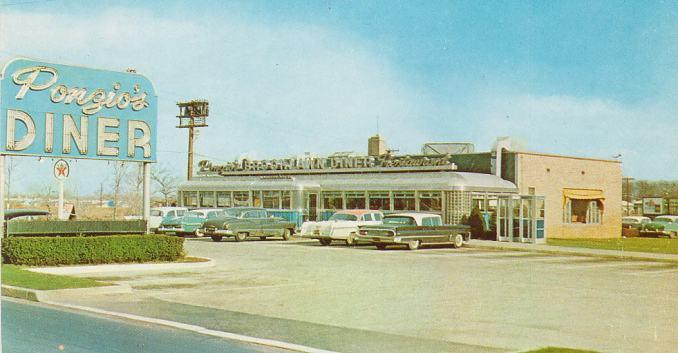 ponzios brooklawn 1960