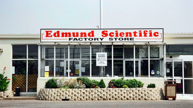 Edmund Scientific Factory Store