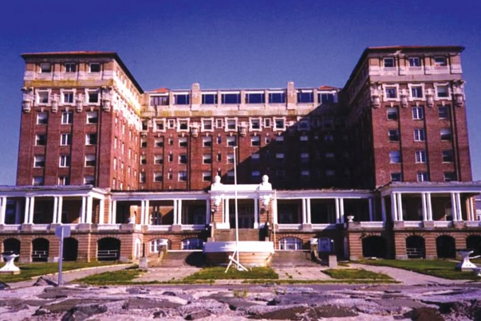 The last days of the Christian Admiral Hotel