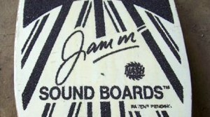 Sound Board -  Jamim