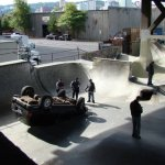 Acidente na Skatepark Burnside – 2009