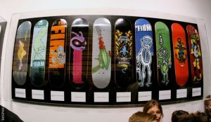 Decks Ray Barbee - Circa, Element 1998 a 2009