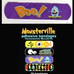 Adhesive  Bandage – Monsterville