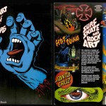 40 anos – Surf Skate & Rock Art  of Jim Phillips