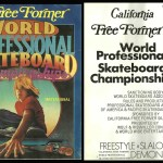 Catálogo Free Former – Word Professional Skateboard Championships – 1978