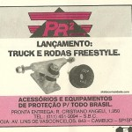 Trucks e Rodas Pr2 Skateboards – 1989