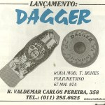 Roda e Shapes Dagger – 1989
