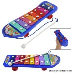 Toy Xylophone skate – 2011