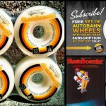 Autobahn Wheels – Skateboarder Magazine – 2012