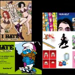 Livro – I Hate – The Art of Todd Bratrud