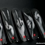 Decks da Chocolate Serie Hand Signs – 2010