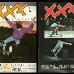 Revista Italiana – XXX Skateboarder Magazine – 1989