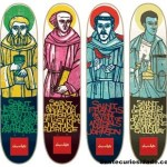 Decks Chocolate Saints – 2011