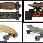 Bantam/Globe Cruiserboards – Jungle