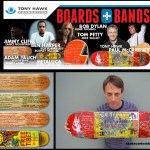 Projeto Boards and Bands – 2012