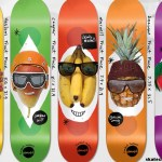 Linha de Decks Almost Fruit Face – 2012