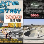 Campeonato – Skate and Constroy – 2014