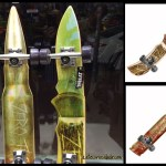 Zero Skatebords – Bullet & Knife