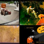 Hallowen & skateboard – 2015
