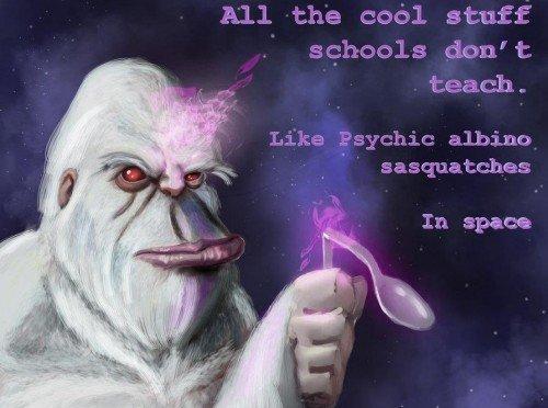 sasquatch-pseudoscience