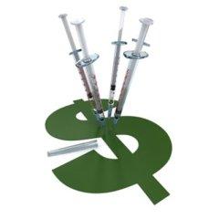 Money injection