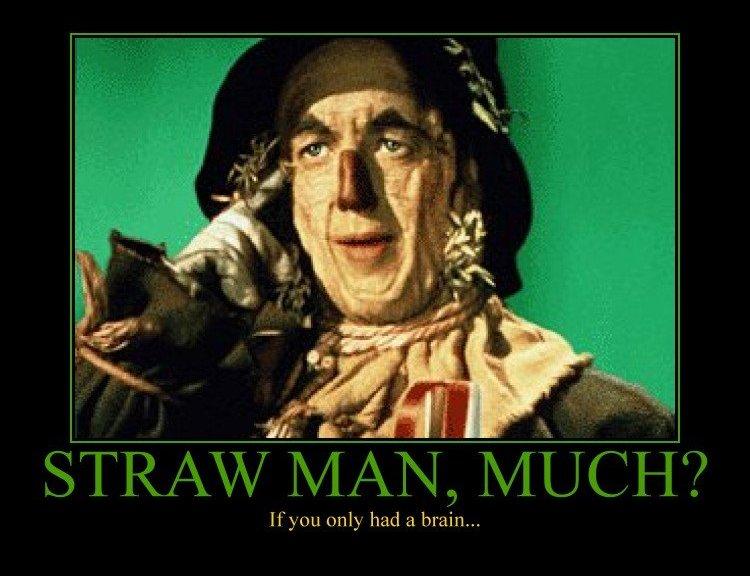 strawman-argument