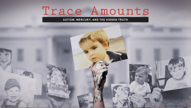 Review of Trace Amounts – bad science and conspiracies