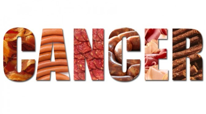Eating meat causes cancer – let's get this right