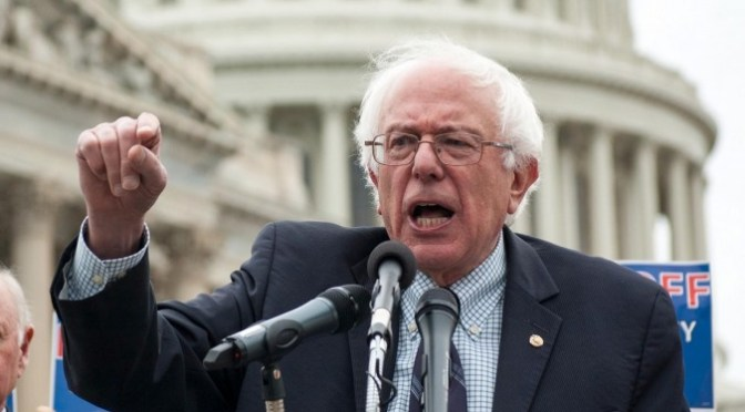 Bernie Sanders embraces alternative medicine – UPDATED