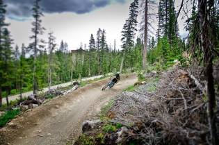 Winter Park mountain biking