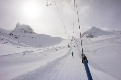 Zermatt Gandegglift