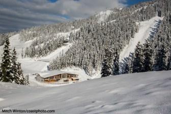 Whistler November Snow 2