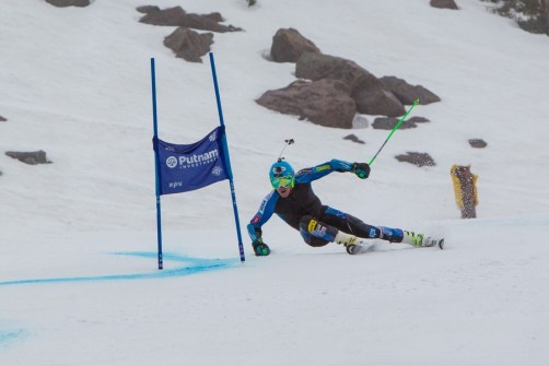 Ted Ligety Training