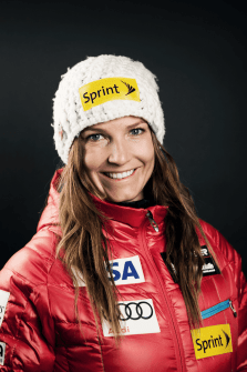 Julia Mancuso, women ski racing