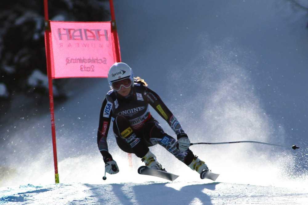 Julia Mancuso Alpine Racer, Julia Mancuso ski racing