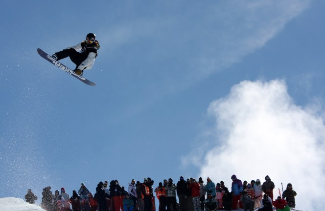 Shaun White - Men's Snowboarding Slopestyle