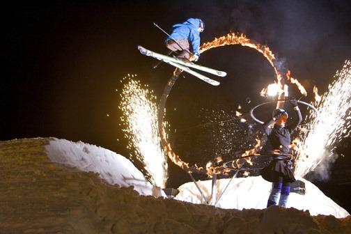 Fire & Ice Whistler Blackcomb Kawana Toshi