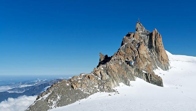 Chamonix's Aiguille du Midi