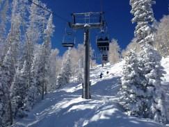 Aspen Mountain Powder Day