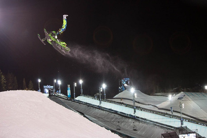 2014 Winter X Games in Aspen