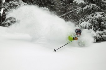 15 inches of powder in Alta