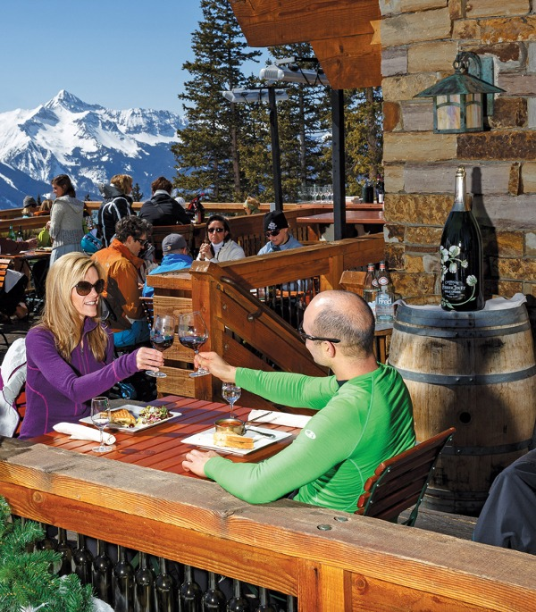 Best ski resorts for romance