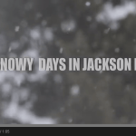Jackson Hole receives 100 inches of snow in 22 days