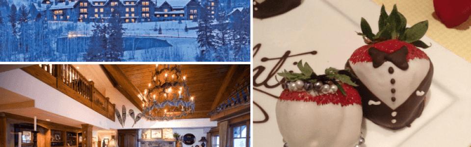 Mini Moon at Ritz Carlton, Bachelor Gulch at Beaver Creek, CO