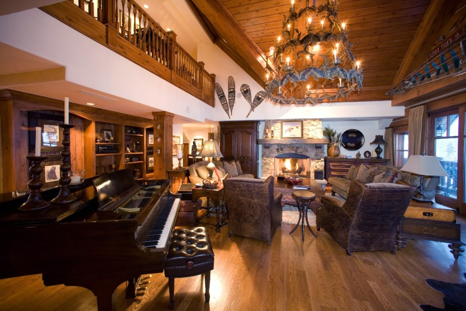 The West Wing of the Ritz Carlton, Bachelor Gulch.