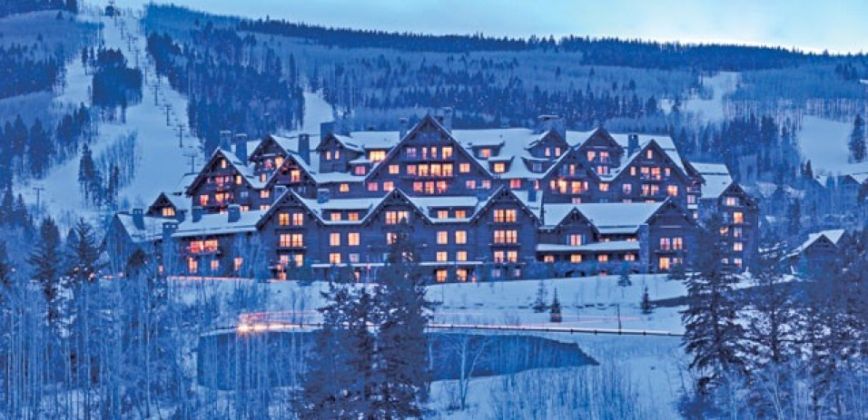 Ritz Carlton, Bachelor Gulch at Beaver Creek, CO.