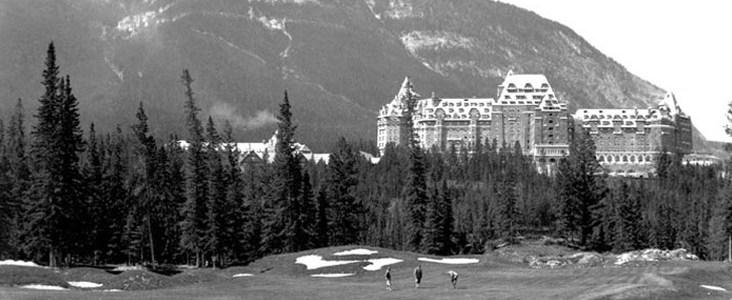 Fairmont Banff Springs Hotel golf course