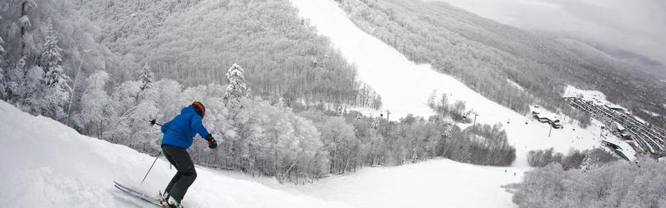 It's a winter wonderland at Killington Resort today | Photo: Killington, Dec. 12, 2014
