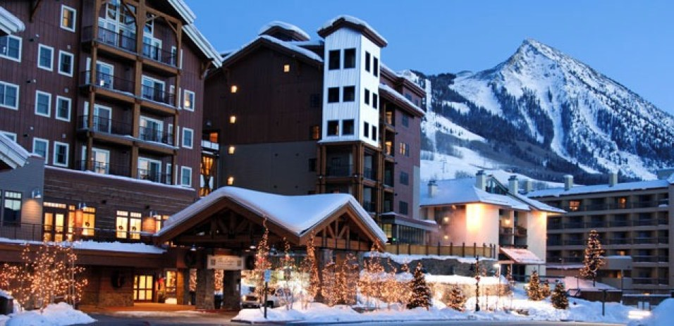 Crested Butte Lodge at Mountaineer Square